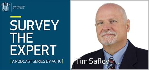 ACHC Survey The Expert Tim